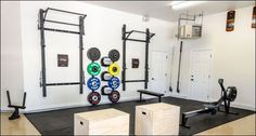 Detailed guide to choosing the best wall-mounted folding rack for your garage gym. Discuss construction, features, pricing, and limitations. Rogue, PRx, AF,