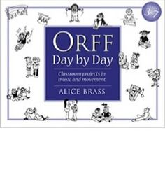 Short Description for Orff Day by Day  Helping teachers with Orff projects, this title answers such practical questions as where to begin, how much to expect to cover in a class and how to encourage children to develop their own ideas. It outlines nine projects, taking the teacher step-by-step through a process designed to teach basic music, improvisation and creative movement.