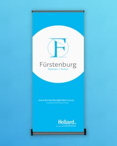 Fürstenberg Brokers is an authorised financial services provider and an independent brokerage firm underwritten by Hollard Insurance.MDOT Design Studio designed a unique look and feel for this exclusive brand,developing their full corporate identity, f… Brokerage Firm, Signage, Behance, Feelings, Billboard, Signs