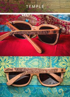 The Tribal Collection | Wooden Polarized Shades by Westwood Sunglasses — Kickstarter