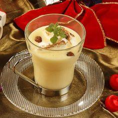 Panna Cotta, Menu, Ethnic Recipes, Christmas, Advent, Food, Xmas, Menu Board Design, Yule