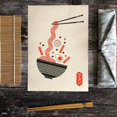 Poster Art, Design Poster, Logo Design, Design Typography, Design Design, Illustration Design Graphique, Japon Illustration, Poster Graphics, Illustrations Vintage
