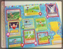 Livre jeunesse - Mon grand bloc d'activités - Editions Usborne