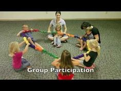 Group Movement Activities with Bear Paw Creek's Stretchy Band   Piktochart Infographic Editor