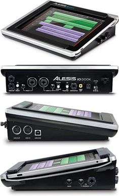Make your iPad to an Audio Interface with the Alesis iO Dock - The Alesis iO Dock is a professional, high-class Audio-Interface that is patented and considered as the first device that enables anyone with an iPad to create, produce and perform music with virtually any pro audio gear or instruments.  More Info / Available here: http://www.recordcase.de/cgi-bin/shop/lshop.cgi?pid=Google-Ehlen=suche=alesis+io+dock=en