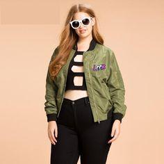 >> Click to Buy << 2017 Women OL Punk Jacket Plus Size 6XL 5XL 4XL 3XL Spring Winter Chaquetas Camperas Mujer Bomber Jacket Casaco Jaqueta Feminina #Affiliate