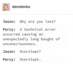 Percy Jackson Head Canon, Percy Jackson Quotes, Percy Jackson Fan Art, Percy Jackson Books, Percy Jackson Fandom, Percy Jackson Characters, Percabeth, Solangelo, Percy And Annabeth