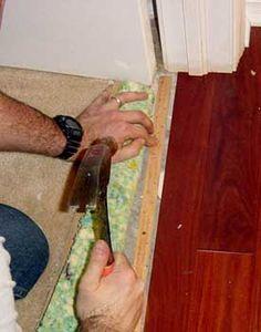 Installing A Prefinished Engineered Hardwood Floor Over