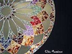 Resultado de imagem para mandala de mosaico