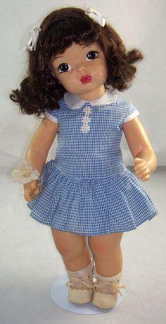 "Vtg Pattern ~ 16/"" Terri Lee Doll Clothes BEAUTIFUL Dresses Pajamas Slip Panties"