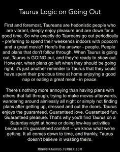 The Fact of Taurean!