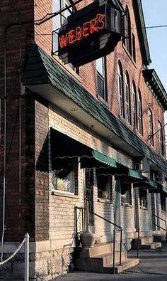 Weber's Restaurant on Danforth Street