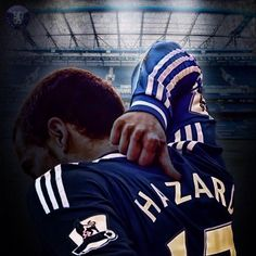 What's my name?   Eden Hazard, you best not forget.