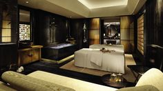 The Andaz Shanghai. Afterwards, you can push the massage tables together. ;)