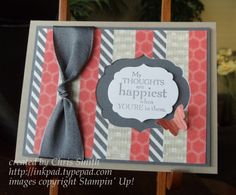 Washi Frame by inkpad - Cards and Paper Crafts at Splitcoaststampers