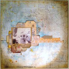 "Тематическое задание ""Настоящий мужчина"". IrinaR Layouts, Challenges, Scrapbooking, Inspirational, Club, Frame, Painting, Decor, Art"