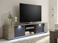 Modern TV Stand Sidney 75 by LC Mobili                                                                                                                                                                                 More