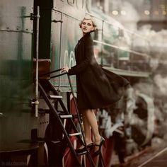 Tales of Color - amazing photography by Anka Zhuravleva, a talented photographer from Russia. More photography by Anka Zhuravleva Fine Art Photography, Portrait Photography, Fashion Photography, Photography Workshops, Contemporary Photography, Old Train Station, Union Station, Planet Of The Apes, Poses