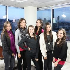 I think this is from an interview. Clevertv :) CIMORELLI! <3