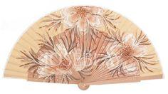 Abanico madera peral pintado a mano #abanico #handfan #foldingfan #fan #ventall #ventaglio #fächer #ventagli #éventail
