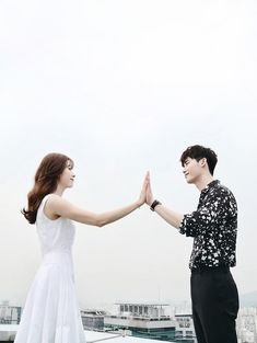 W: Two Worlds | Lee Jong Seok and Han Hyo Joo