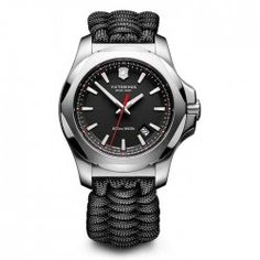 Reloj Victorinox INOX Paracord V241726.1  Ideas Regalo hombres. Relojes de Marca Alicante. Tienda Relojes Alicante. Relojes Suizos Alicante. Regalo padres. Regalos personalizados.