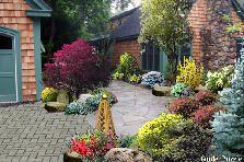 Pacific Northwest - Spring Garden planning tool