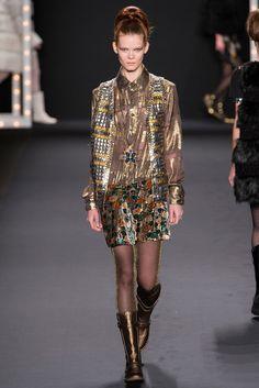 Anna Sui Fall 2013 Ready-to-Wear Fashion Show
