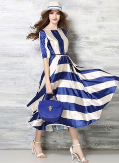 Let your vintage dream come true in this fun and flirty asymmetrical Swing Dress! $37.99 Stay up to date on the latest fashion with Chicuu's newsletter and receive 30% off your first order!