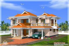 Home Specification Built Up Area Sq.feet About Home Design 2700 Sq Feet  Kerala Most Wanted Design Thoughts From Green Homes Design Team.