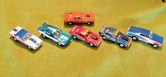 Lot of 6 loose Johnny Lighting Mopar die cast Challenger Funny Cars Dodge  #JohnnyLightning #Dodge
