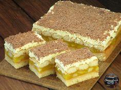 Banoffee Pie, Tiramisu, Polish Recipes, Something Sweet, Eat Cake, Food And Drink, Cooking Recipes, Cupcakes, Menu