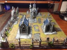So recently I ran a tournament at Clash of the Titans which is hosted by the Cherrybrook Tech Adepts where Malifaux was being ran for the first time. With that I wanted to do something different an…