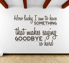 This quote is from A. A. Milne's amazing work 'Winnie The Pooh'. We hope this fantastic quote will bring a smile to your face and your friends. Our variety of sizes and colours will suit any wall, with our easy application process you can get this fitted in no time  #LivingRoom #Decal #Quote #Home #Design #WallArt homedecals.co