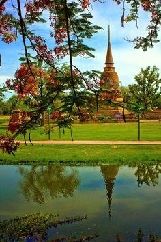 Wat Chao Prab, Ayutthaya, Thailand