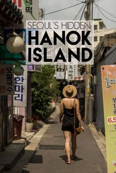 When you think Hanok Village in Seoul you think bukchon or Namsangeol, little did you know that Ikseon Dong Hanok Village is where it's at.