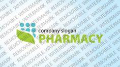 Pharmacy Purchase Logo Templates by Logann Medical Websites, Sale Logo, Company Slogans, Website Themes, Portfolio Website, Website Template, Logo Templates, Drugs