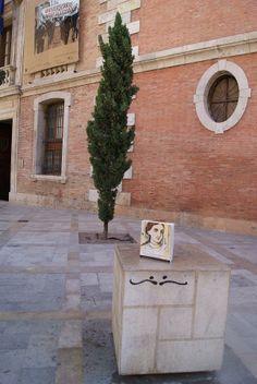 Bookcrossing de la Biblioteca del Museo Nacional de Cerámica con motivo del Día del Libro 2013.