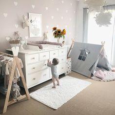 Mein Baby wird groß 💕 #babyzimmer #kinderzimmer #wickelkommode