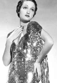 Dorothy Lamour gown in My Favorite Brunette - Google Search