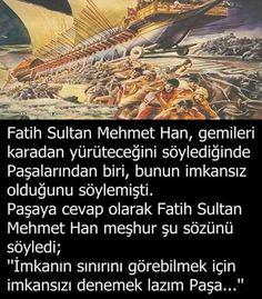 Osmanli dedin mi dur