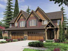 2-Story Duplex Design, 034M-0019