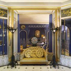 L'appartement privé de Jeanne Lanvin par Armand-Albert Rateau, 1924-1925 - Les Arts Décoratifs - Site officiel