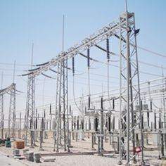 Electric Utility, Electric Power, Electrical Substation, Electrical Transformers, Power Lineman, High Tension, Guinea Bissau, Electrical Wiring, Environmental Issues