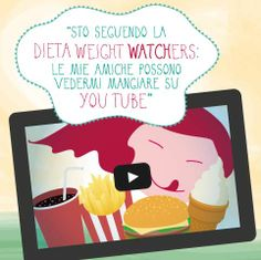 Le diete su YOU-TUBE #territori #coop #diete