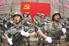 Vindo dos Pampas: China quer treinar seu exército na amazônia! Rússia e Cuba também irão fazer exercícios militares no Brasil.