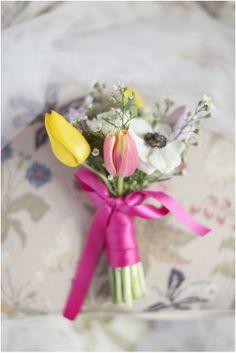 flowergirl's bouquet