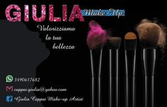 GIULIA CAPPAI MAKE UP ARTIST