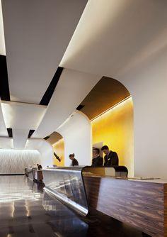 KING ROSELLI ARCHITETTI, Santi Caleca · Sheraton Milan Malpensa Airport Hotel & Conference Centre · Divisare