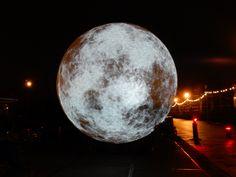 """The sphere"" December 2015, Westergasfabriek, Amsterdam."